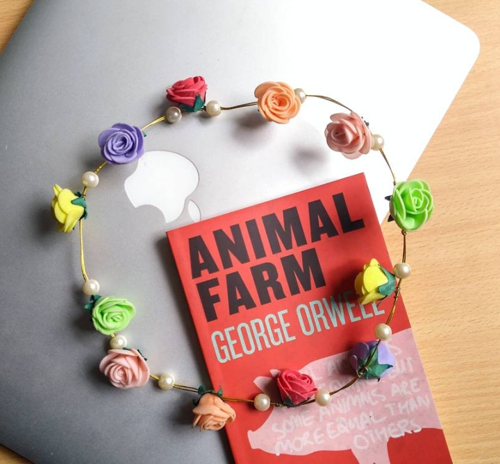 Animal Farm by George Orwell ★★★★★
