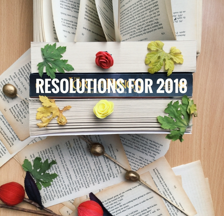 New Year Resolutions|2018