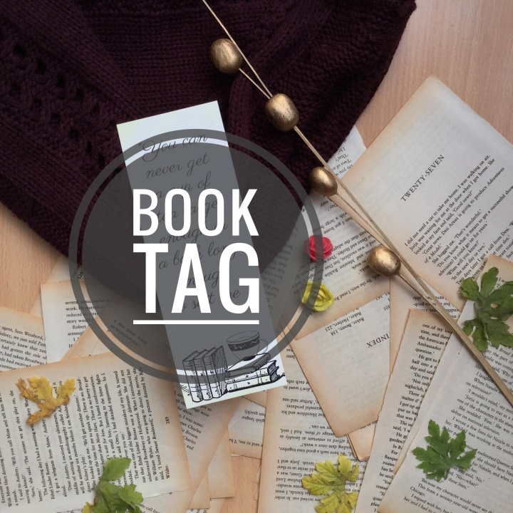 Tag | The Zombie Apocalypse Book Tag