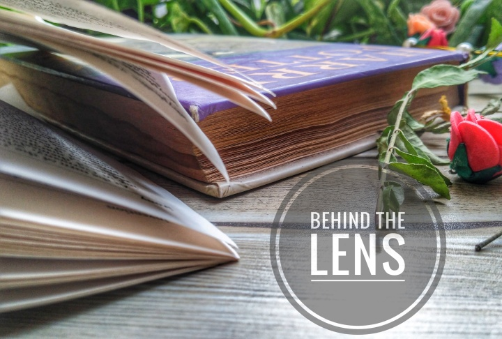 Behind the Lens | braveliteraryworld