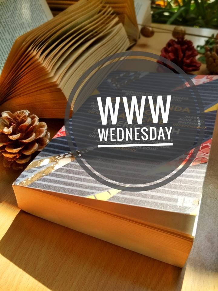 WWW Wednesday |3-April-2019