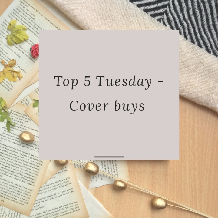 Top 5 Tuesday | Cover Buys