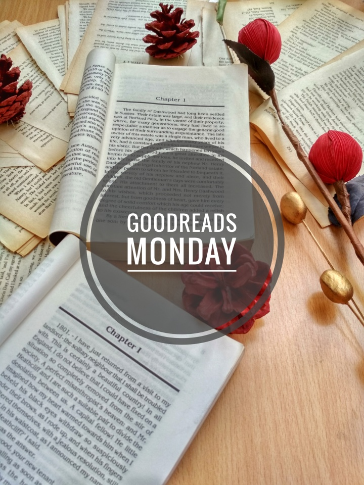 Goodreads Monday | 26/02/18