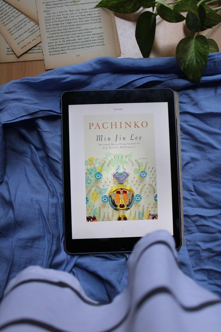 Pachinko by Min Jin Lee: A great epic★★★★
