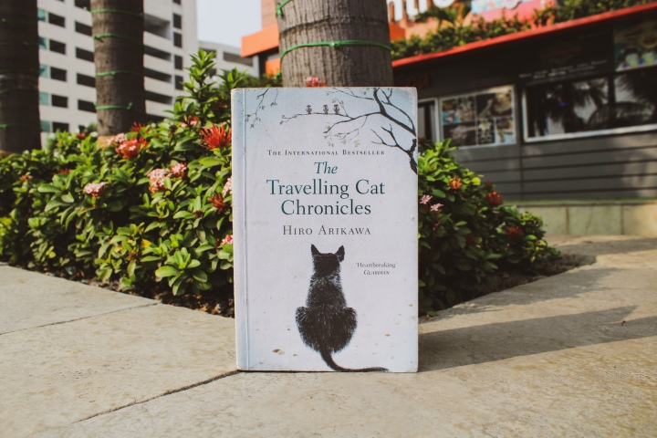 The Traveling Cat Chronicles by Hiro Arikawa ★★★★★