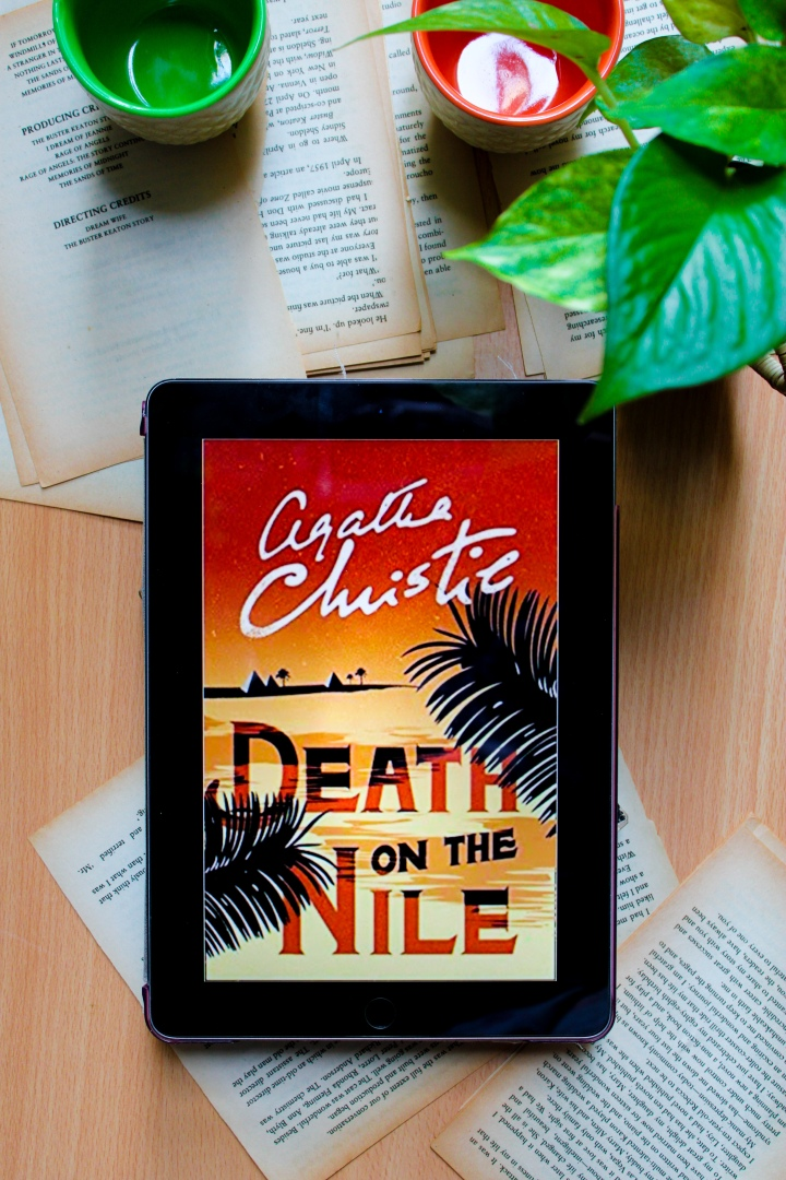 Death on the Nile by Agatha Christie: Review ★★★★