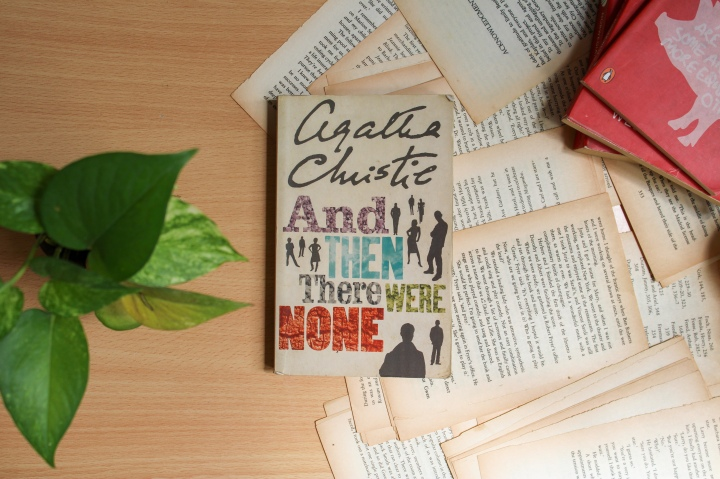 And There Were None by Agatha Christie ★★★★