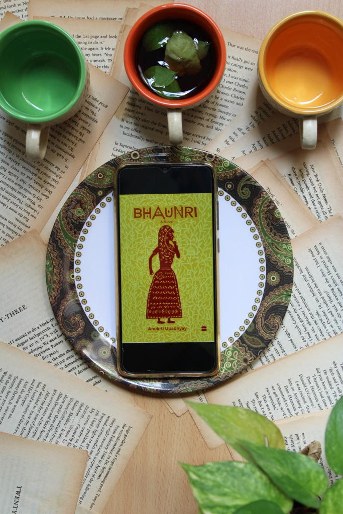 Bhaunri by Anukrti Upadhyay